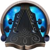 Stimmgerät Chromatish - Gitarre, Ukulele und Bass
