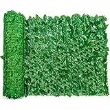 Écran de clôture antivol de Jardin extérieur IPSXP, haie Artificielle de 1 x 3 m, intérieur et extérieur, décoration de Plant