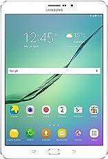 Samsung Galaxy Tab S2 T719 20,31 cm (8 Zoll) LTE Tablet PC (2 Quad Core Prozessoren 1,8 GHz + 1,4GHz 3GB RAM Android) weiß