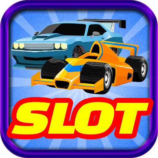Slot machine veloce auto da corsa furioso - moto libero di spin vincere casino vegas gioco progressivo jackpot macchina mangiasoldi