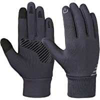 Winter Handschuhe kinder Fahrradhandschuhe Touchscreen - Anti-Rutsch Winddichte Radhandschuhe Herbst früher Winter…