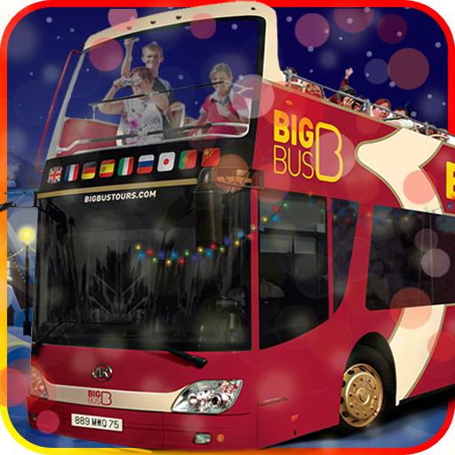 Santa Public Bus Simulator 2017 (Santa-apps Kostenlos)