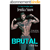 Brutal (A Real Man, 11) (English Edition)