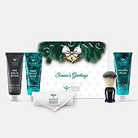 Bombay Shaving Company Grooming Essentials Kit   New Seasons Greeting Gift Kit