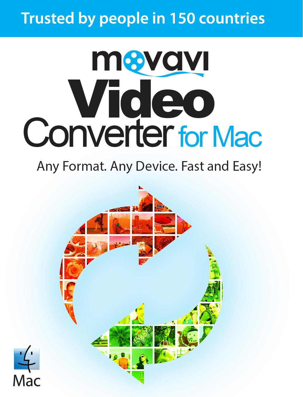 Movavi Video Converter for Mac 7 Persönliche Lizenz [Download] Mobile Mp4 Video Converter