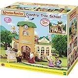 Sylvanian Families- Country Tree School Mini muñecas y Accesorios, Multicolor (Epoch para Imaginar 5105) , color/modelo surti