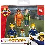 Character Options - Set di figurine di Sam il Pompiere