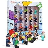 Playmags magnéticos Figuras-Comunidad Figuras Juego de 15 Piezas - Juega Personas fichas magnéticas - Stem Juguetes de Aprend