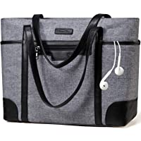 Laptop Handtasche,ChaseChic Wasserdicht Klassisch Einkaufstasche des Lehrers 15.6in Computer Arbeitstaschen für Damen…