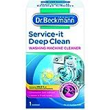 2x Dr Beckmann Service-It Deep Clean Washing Machine Cleaner 250g
