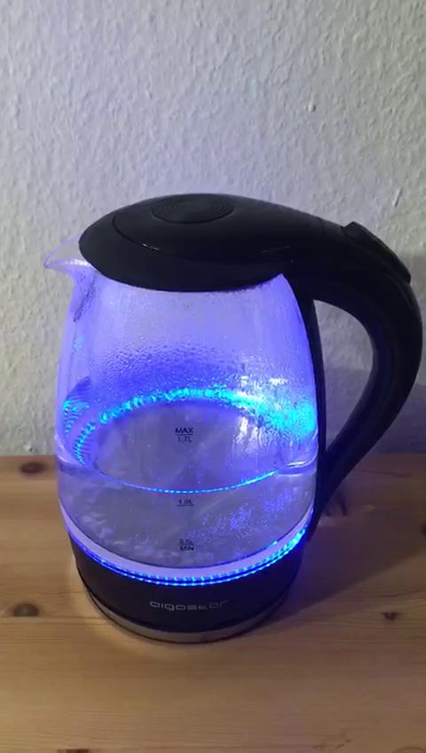 Borosilikatglas Giftig