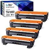 LxTek Compatibile Toner Sostituzione per TN1050 (1000 pagine) per Brother HL-1210W HL-1212W HL-1110 HL-1112 DCP-1510 DCP-1512