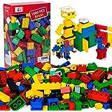 iNeego Bloques de Construcción 1000 Piezas Bloques de Construcción Infantil 3D Juegos de Construcción Ladrillos de Construcci