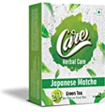 Care 2 in 1 Hot or Iced Japanese Matcha Green Tea | Delicious & Healthy Drink | Support to Build Immunity | Enhance…