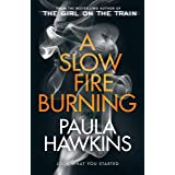 A Slow Fire Burning: The addictive new Sunday Times No.1 bestseller from the author of The Girl on the Train (English Edition