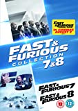 Fast & Furious 7&8 Collection [DVD] [2019]
