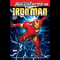 Marvel Adventures Iron Man (2007-2008) #1