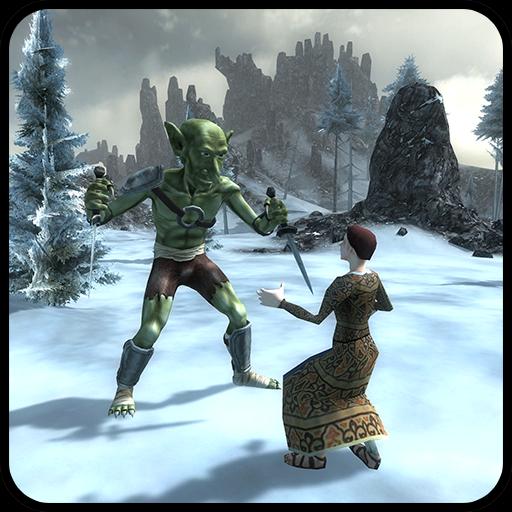 Goblin Simulation 3D