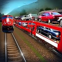Auto-Transport-Zug