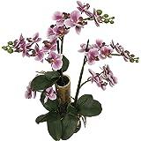 Artificial Phalaenopsis orchid plant Arrangement decoration flowers home flowers Items