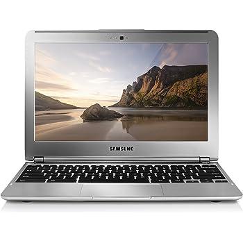 """Samsung XE303C12 Ordinateur Portable 11.6 """" Chrome OS Argent - Clavier QWERTY Anglais"""