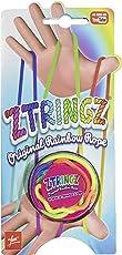 ZTringz 4752 Fadenspiel Fingerspiel Geschicklichkeitsspiel, Mehrfarbig
