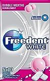 FREEDENT White Bubble 5x10 Dragées 70g