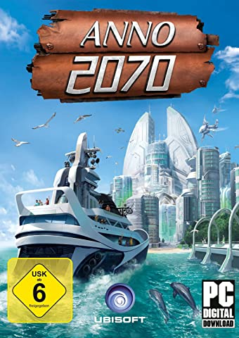 Anno 2070 [PC Code - Uplay]