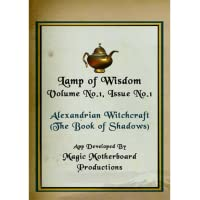 Alexandrian Witchcraft (Book of Shadows - Free)