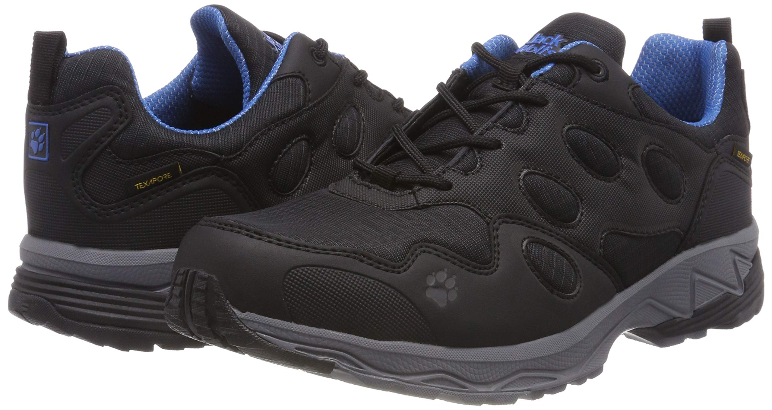 Jack Wolfskin Men's Venture Fly Texapore Low M Rise Hiking Shoes 5