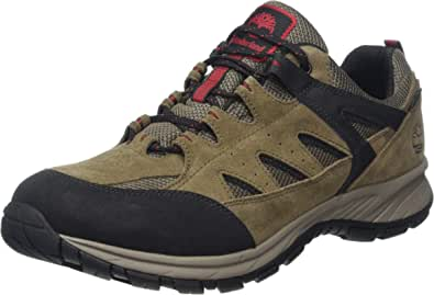 Timberland Sadler Pass Fabric and Leather Low Gore-tex, Chaussures Oxford Homme