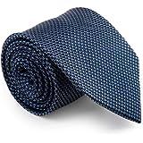 """GENTSY ® 100% Seta Cravatte da Uomo Cucita a Mano Larghezza 8cm / 3.15"""" Design Unico"""