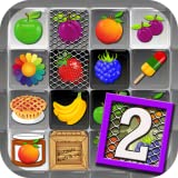 Fruit Drops Part II - Match Three Puzzle