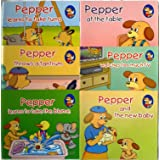 Pepper Series Set 4 (Set of 6 Books) (Pepper Books)