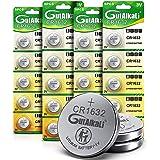 CR1632 CR1620 CR1225 CR1220 3V Cell Lithium batterij CR1632-20er Pack zilver