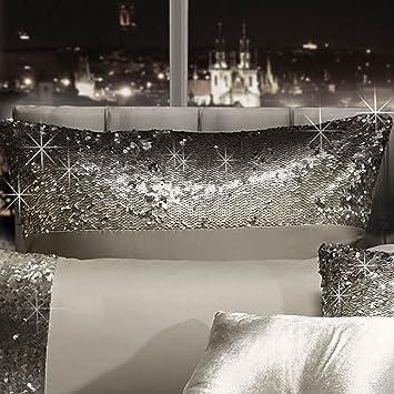kylie minogue mila luxury bedding praline square pillowcase 1