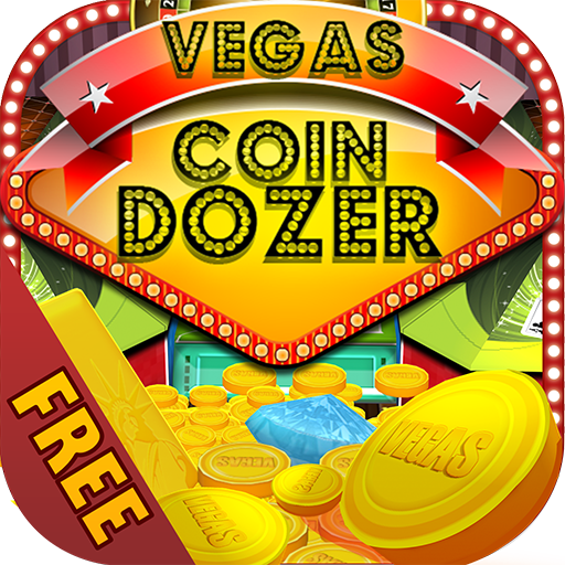 Vegas Casino Dozer Free - Carnival Party Coin Pusher Mania 2 for Kindle