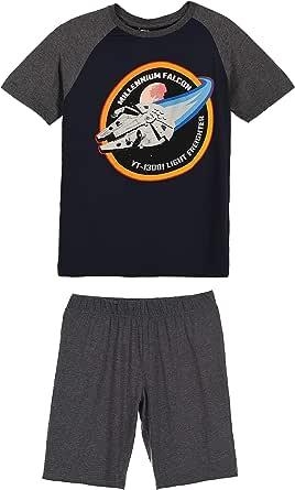 Star Wars Man Short Pajamas Navy