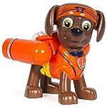 Paw patrol Hero Pup Figure - Skateboard with Zuma