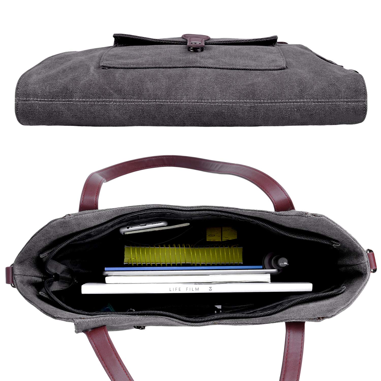3d290f055a Bageek Borsa Donna Tracolla Nylon Borse a Spalla Borse Tote Bag ...