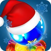 Ball Santa Funny