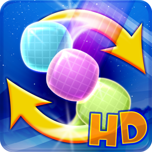 Super Swap! HD - Match-3 Jewel-Swapping Action With A Fun Arcade Twist
