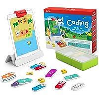 Osmo Coding Starter Kit für iPad –3 haptische Lernspiele - für Kinder von 5 -10+ Jahren – Kinder lernen das…