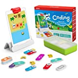 Osmo Coding Coffret Complet pour iPad – 3 jeux éducatifs interactifs - De 5 à 10 ans et + - Apprendre à coder, Bases du Codag