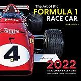 The Art of the Formula 1 Race Car 2022: 16-Month Calendar - September 2021 through December 2022