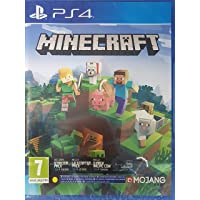 Minecraft - Bedrock Edition PS4 - Other - PlayStation 4 [Edizione EU]