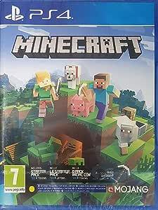Minecraft - Bedrock Edition PS4 - Other - PlayStation 4 [Edizione EU]