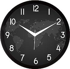 IT2M 11.75 inches Round Designer Wall Clock