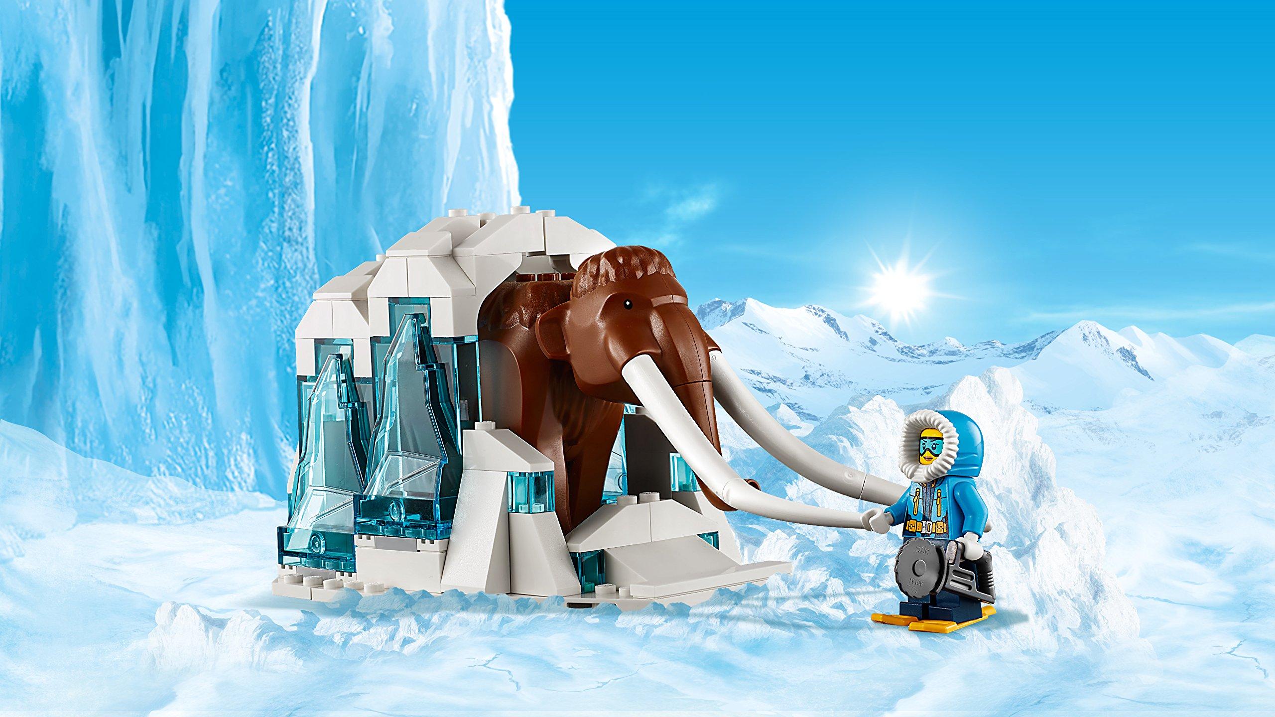 LEGO Base Mobile Di Esplorazione Artica Costruzioni Piccole Gioco o 562 5 spesavip