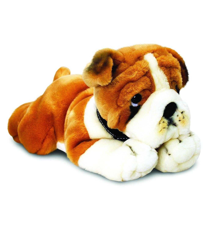 Keel Toys 50 cm Bulldog Amazon Toys & Games